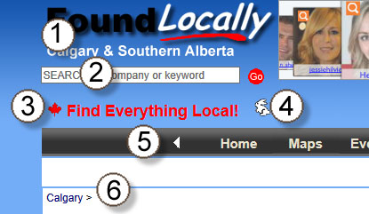 One-click Navigation Aids On FoundLocally