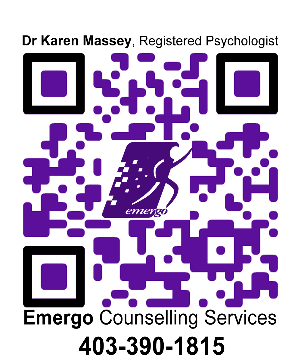 Emergo Counseling QRcode