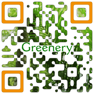 Greenery Office Interiors QRcode