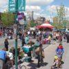 Lilac Festival Crowd