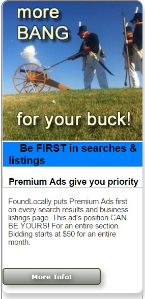 Premium Ads - sample