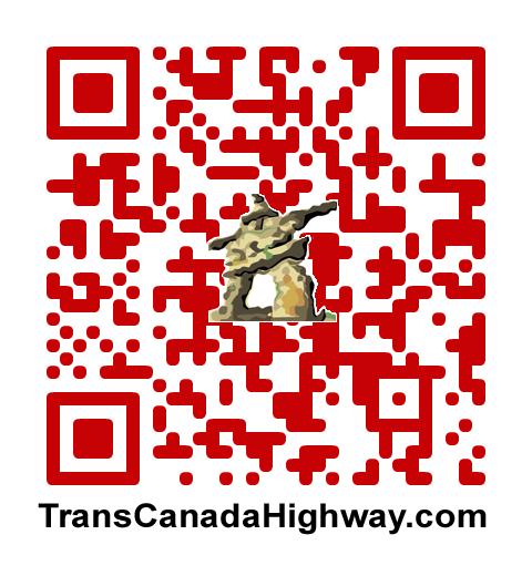 QRcode TransCanadaHighway.com Mobile