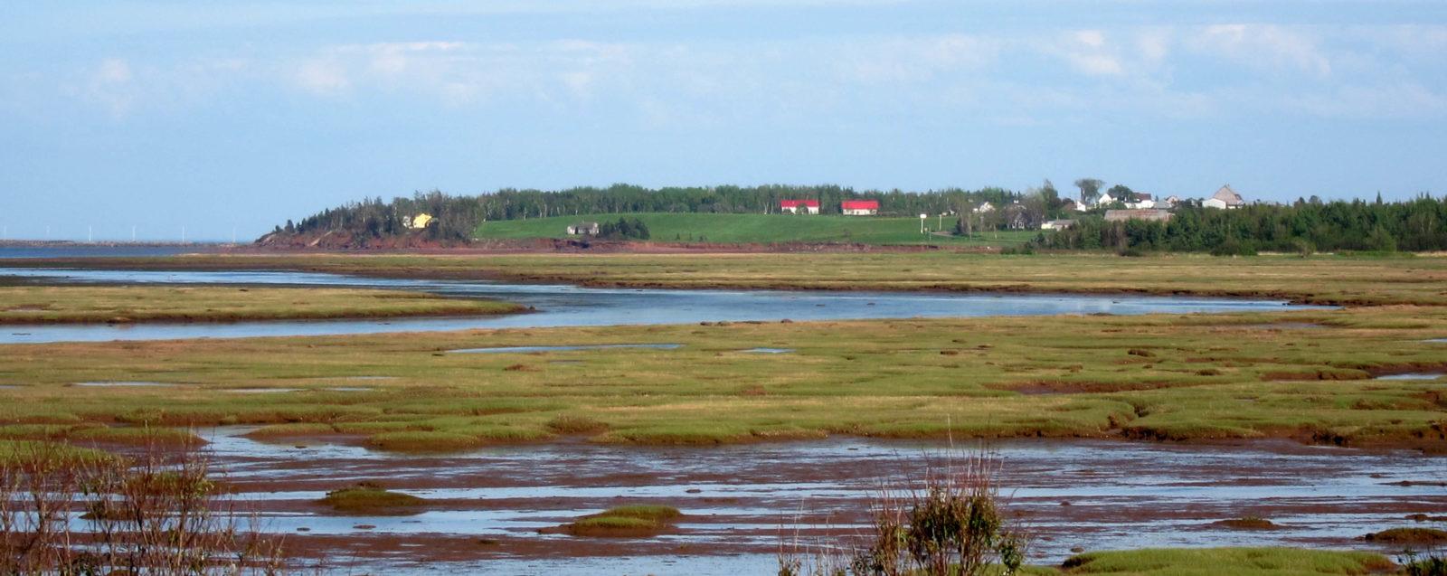 PEI seaside landscape