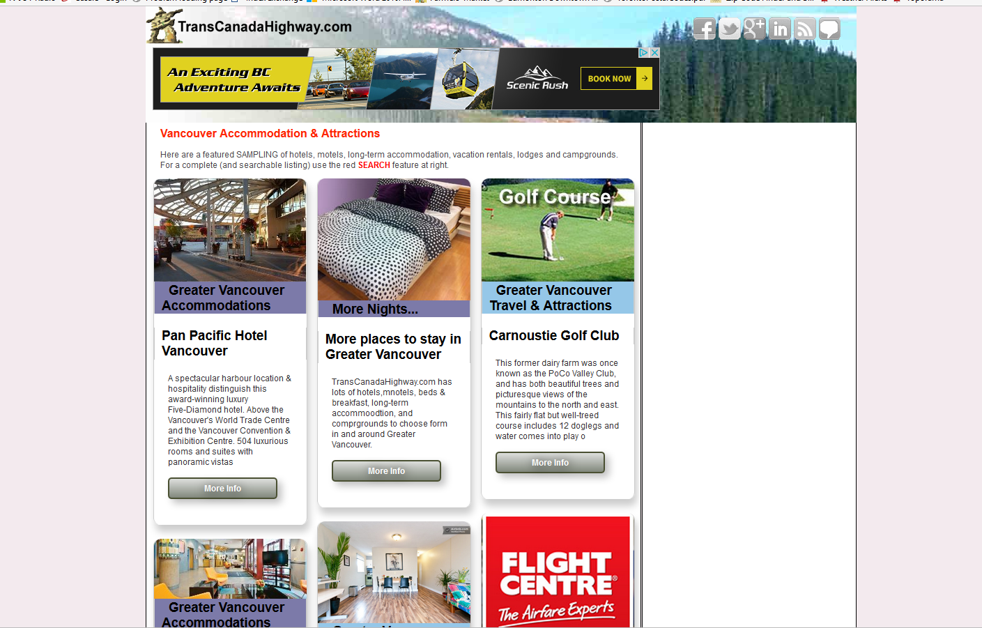 Enhanced City Pages On MovingInCanada.com And TransCanadaHighway.com