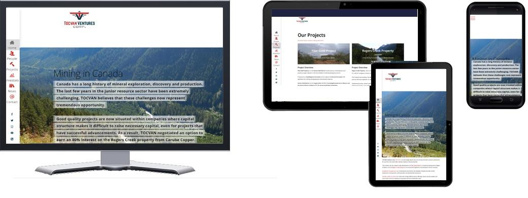 Tocvan Ventures portfolio