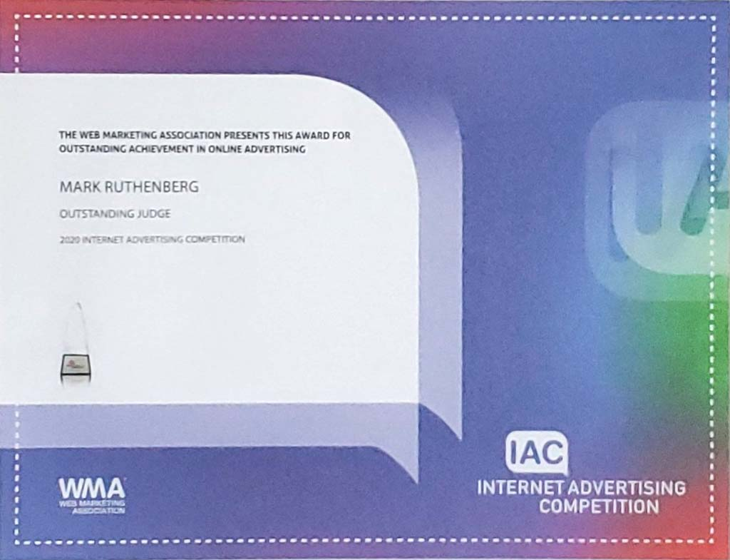 IAC 2020 Outstanding Judge